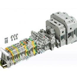 UDK4,URTK/S,UK5,UK10系列接线端子