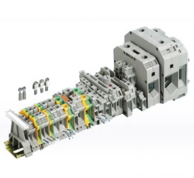 UK 接线端子附件 (FB1,中式短接件)
