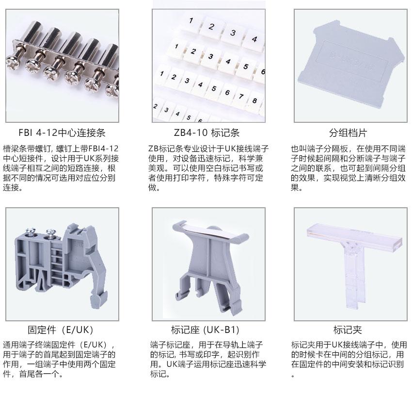 1. UK 接线端子-上海圣约实业
