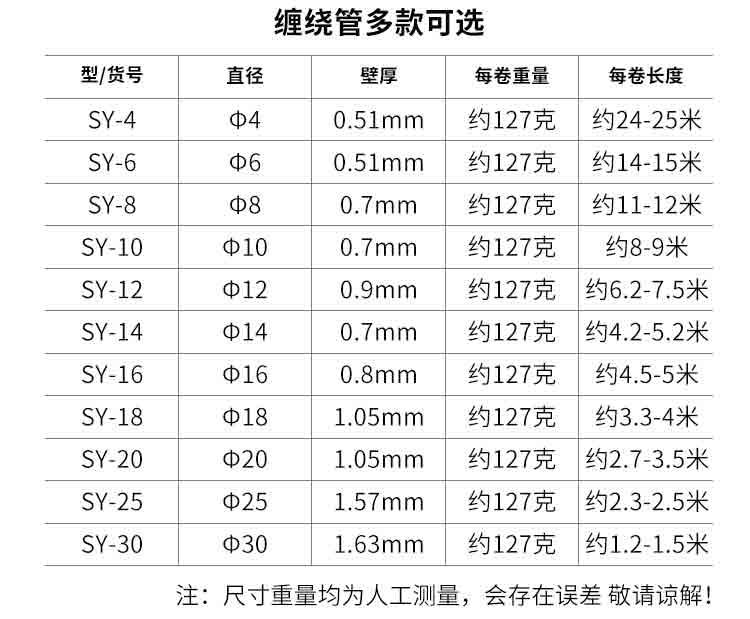 绕管-上海圣约实业