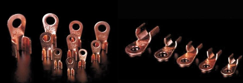 OT开口鼻,铜开口接线端子-上海圣约实业